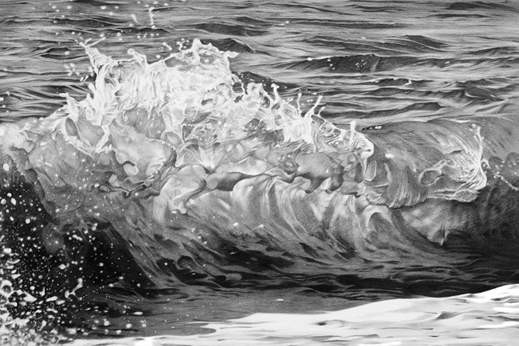 Toby Carr Fine Art - Cascades Limited Edition Print
