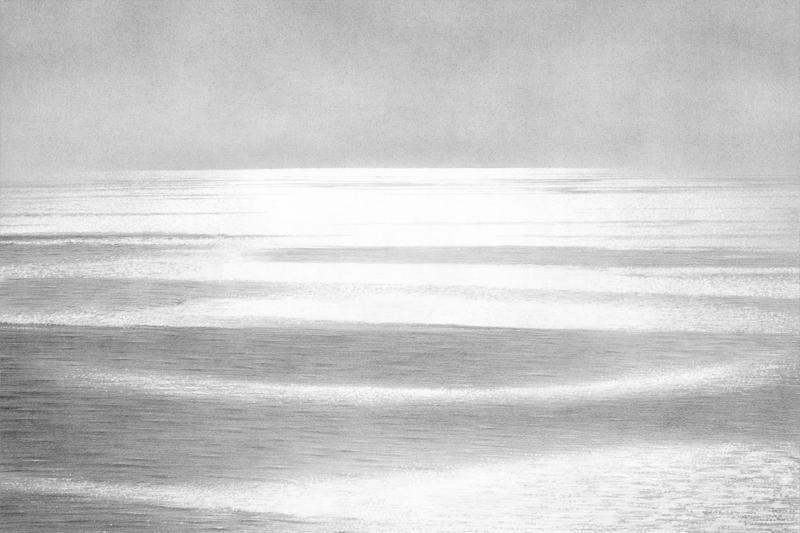 Toby Carr Fine Art, Waves of Light Fine Art Print