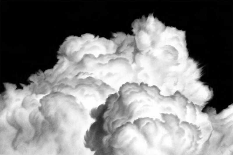 Toby Carr Fine Art, Clouds 4 Fine Art Print